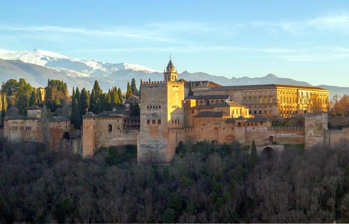 que visitar en Granada - Andalucía