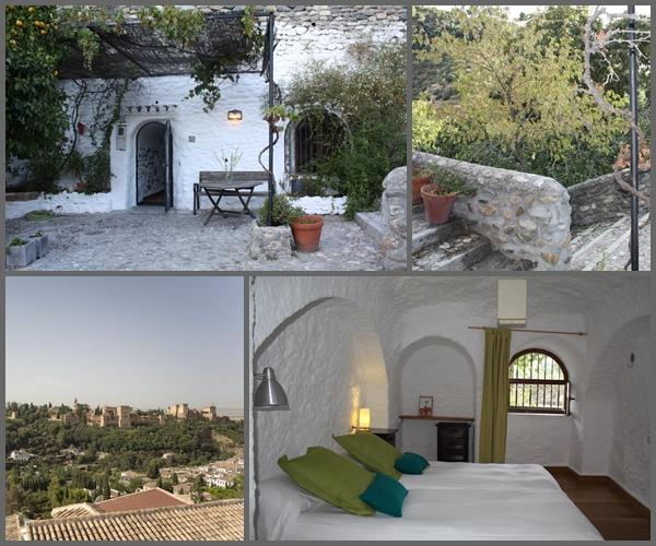 donde alojarse en Granada
