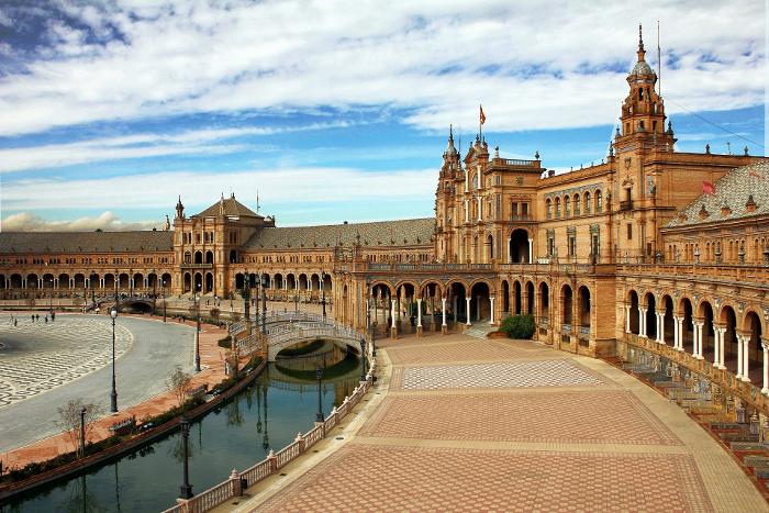 ciudades que visitar en Andalucía - Sevilla